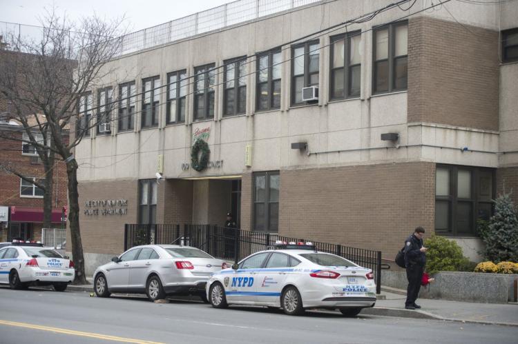 109th precinct
