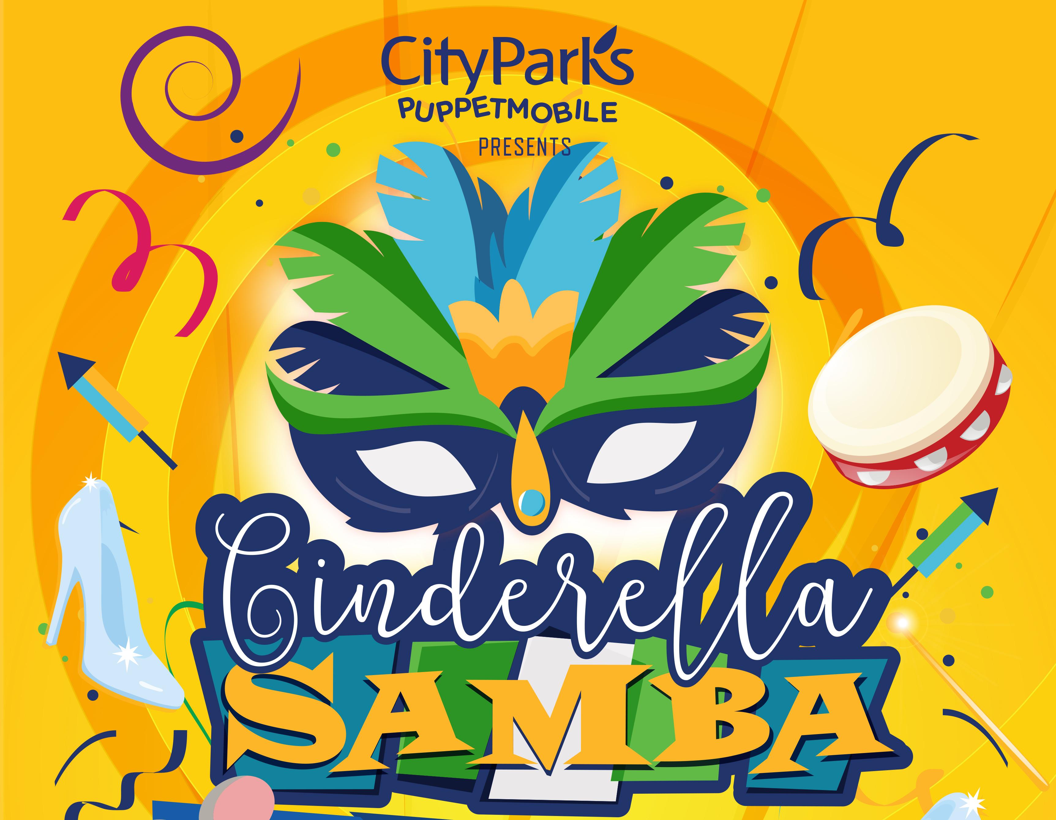 Cinderrella Samba_Poster_11x17_Poster