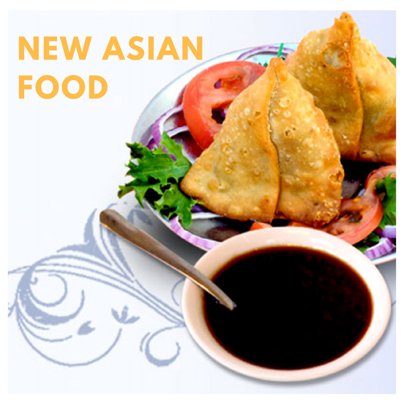 NEW ASIAN FOOD